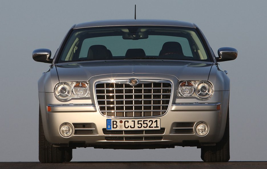 Chrysler 300 C frontale
