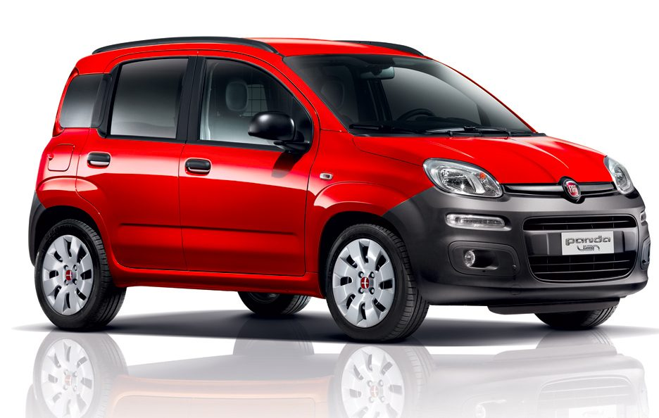 fiat panda van informazioni e foto ufficiali business panoramauto. Black Bedroom Furniture Sets. Home Design Ideas