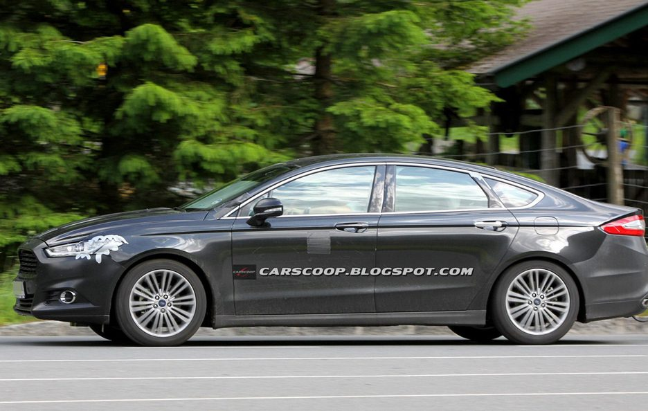 Ford Mondeo 2013 - Linea