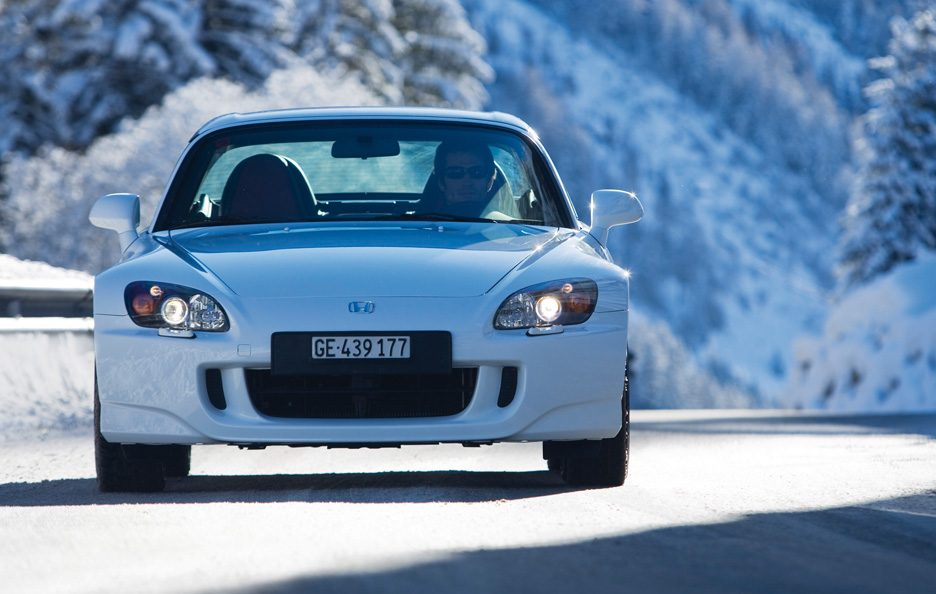 Honda S2000 restyling frontale