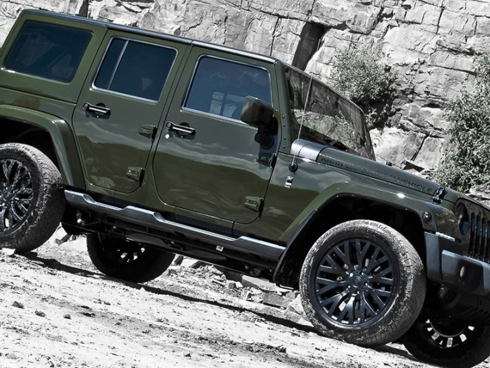 Jeep Wrangler by Project Kahn