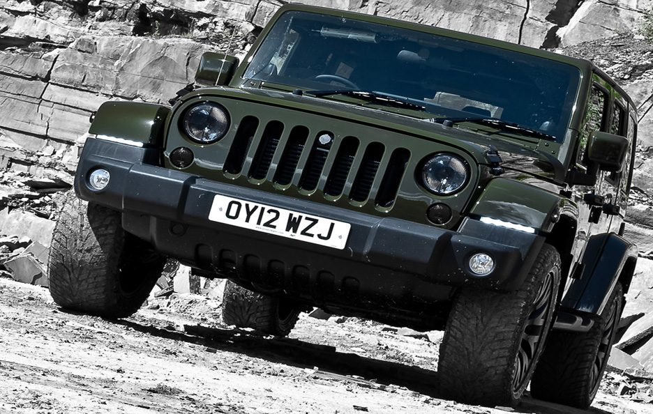 Jeep Wrangler by Project Kahn - Muso