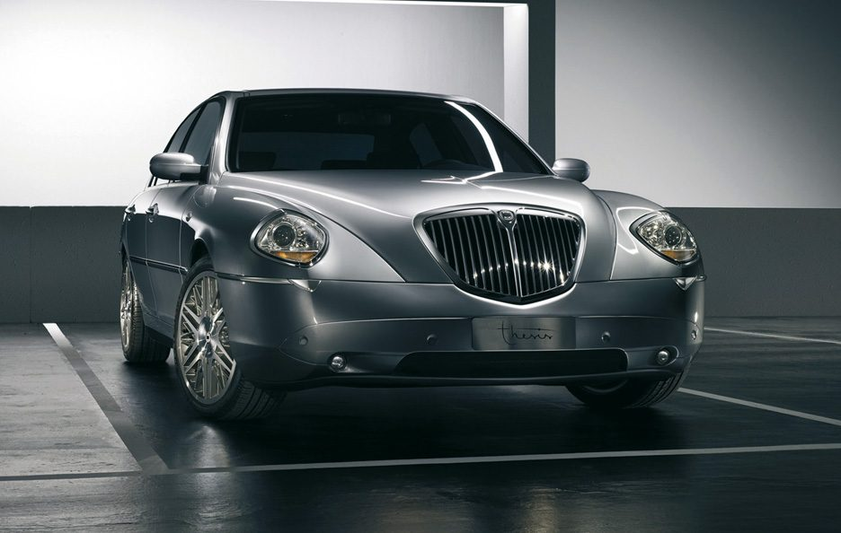 LANCIA THESIS - Technical specifications