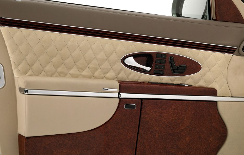 Maybach 57 pannello porta