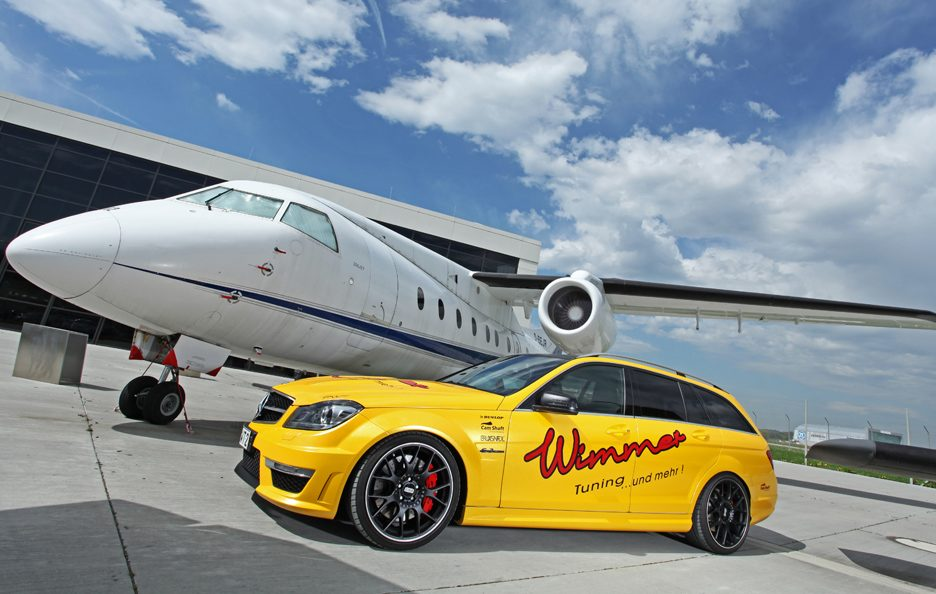 Mercedes C 63 AMG Wagon by Wimmer - Design