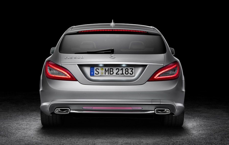 Mercedes CLS Shooting Brake - Posteirore