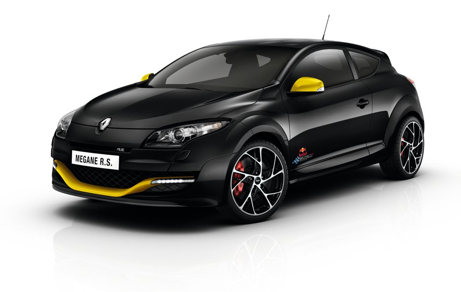 Renault Megane RS RB7 - Profilo frontale