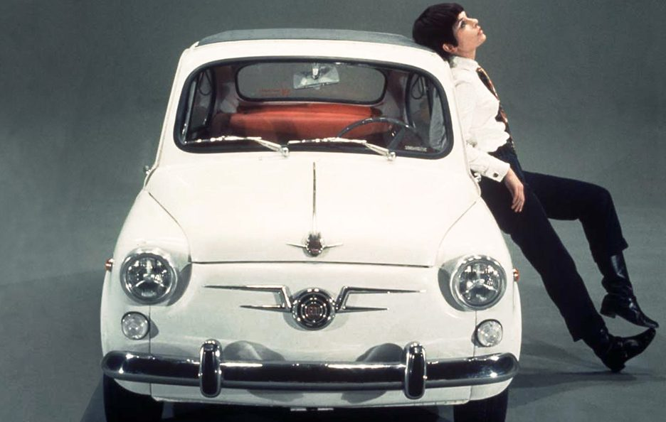 Seat 600 frontale