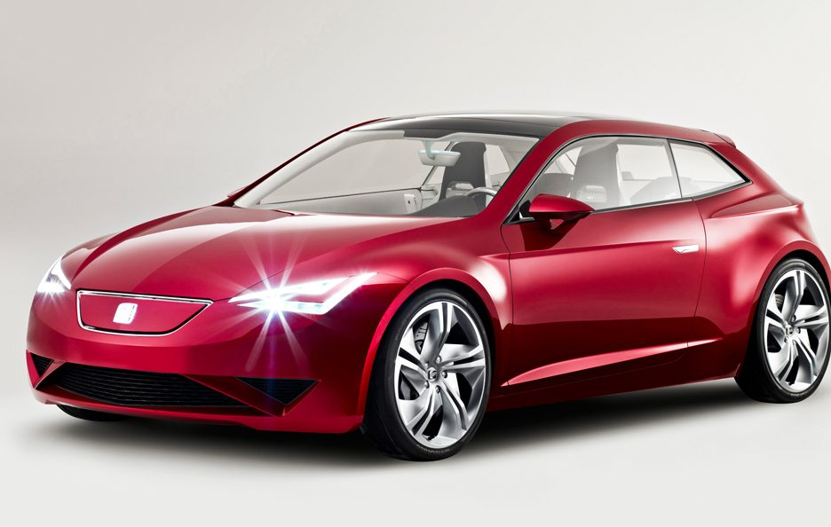 Seat IBE Concept - Linee