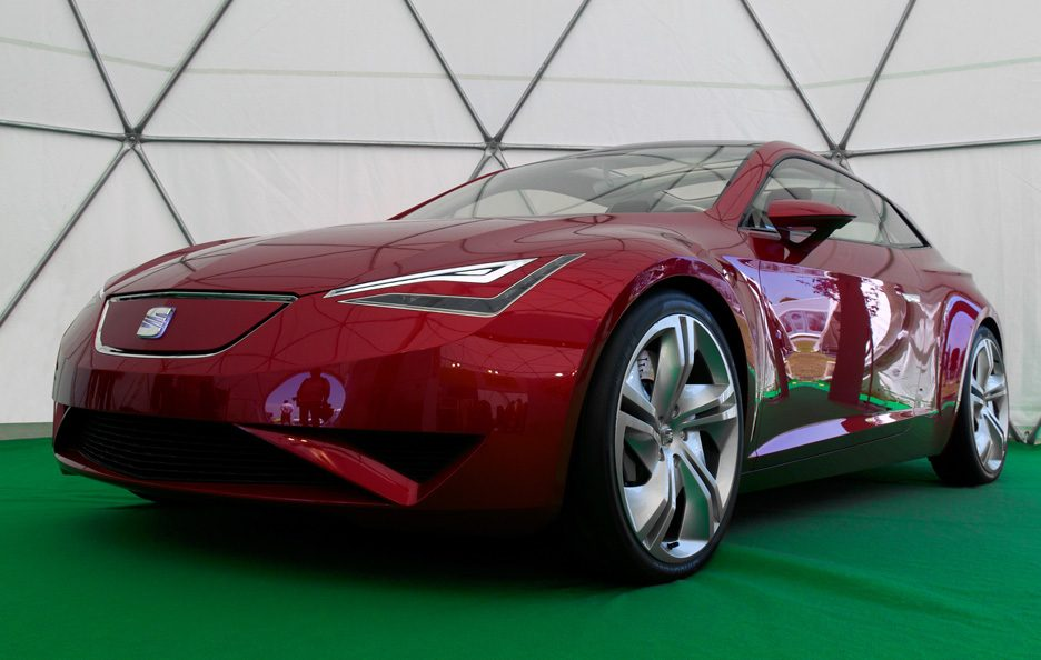 Seat IBE Concept - Muso