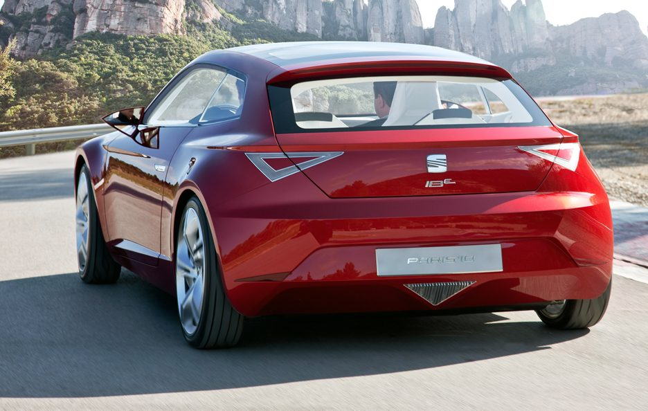 Seat IBE Concept - Posteriore