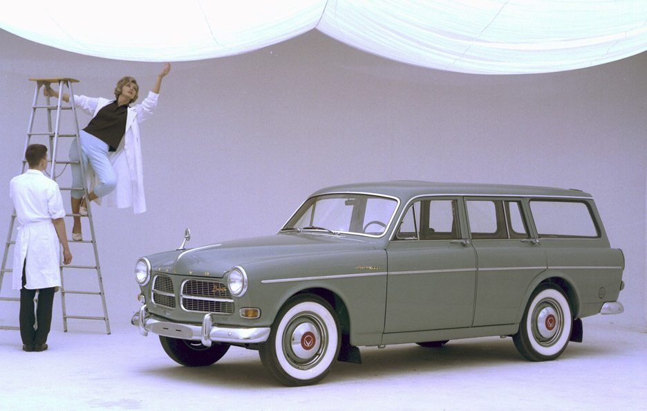 Volvo 120 station wagon