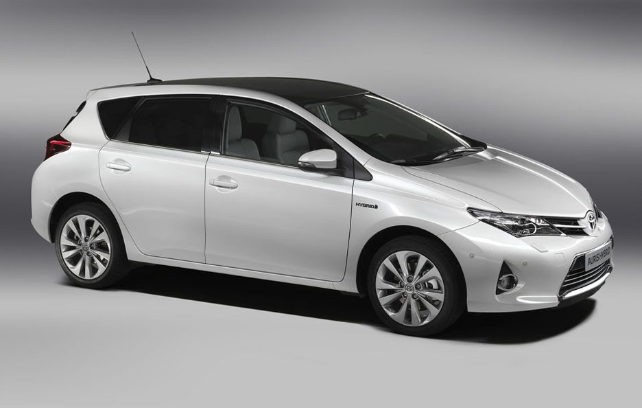 Toyota Auris 2013 - Laterale