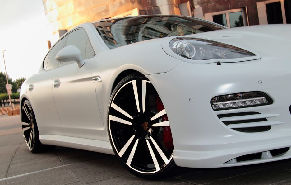Porsche Panamera GTS by Anderson Germany - Cerchi