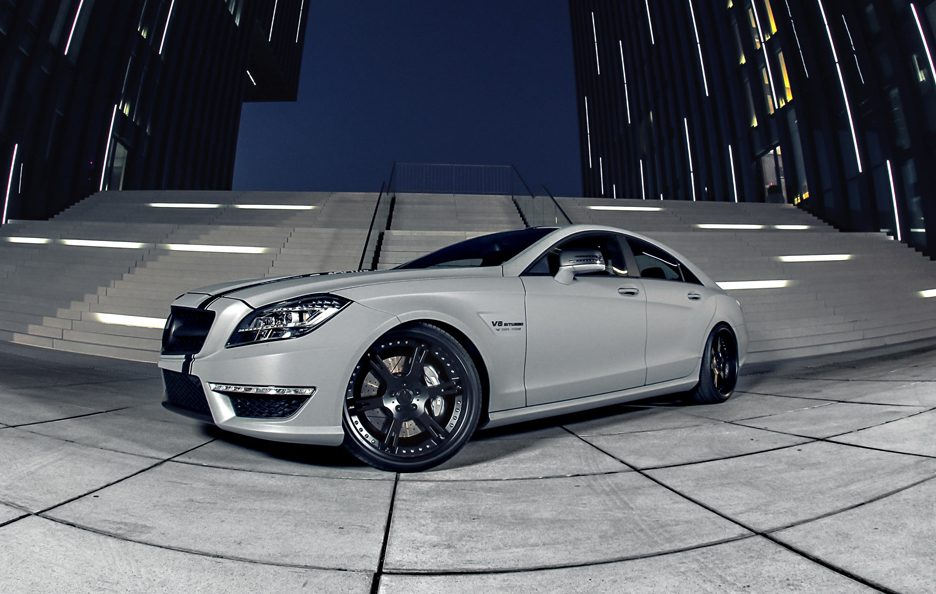Wheelsandmore Mercedes CLS 63 AMG Seven 11 - Linee