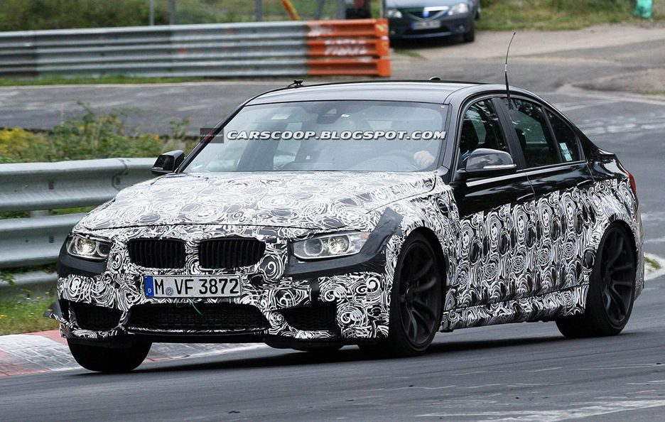 BMW M3 Berlina 2014 - Design