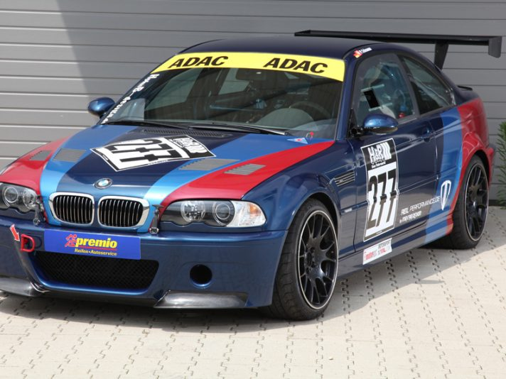 BMW M3 by Reil Peerformance