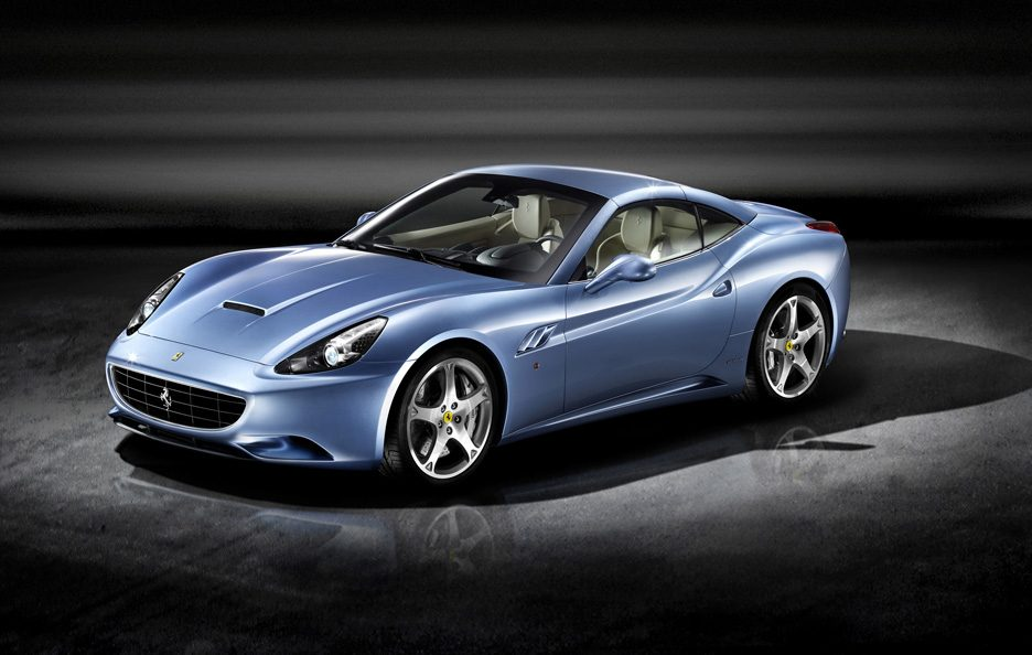 Ferrari California - Design