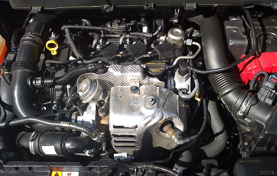 Ford B-Max motore Ecoboost