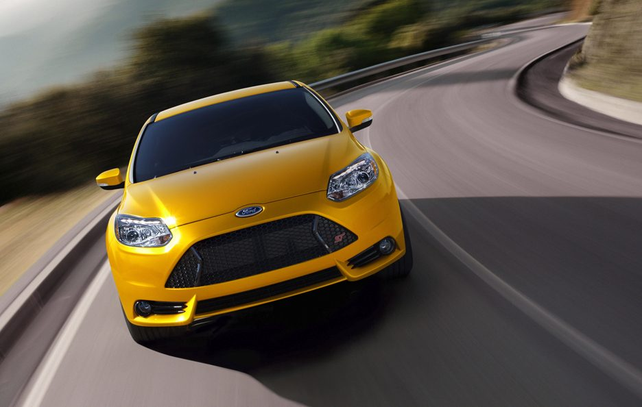 Ford Focus ST 2012 - Muso