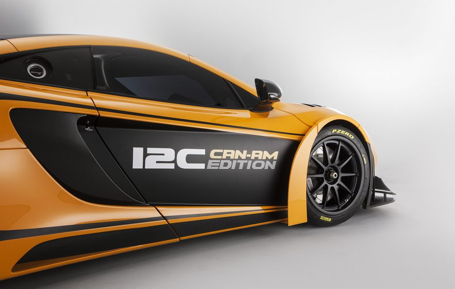 MP4-12C Can-Am Edition
