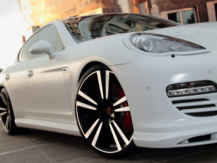 Panamera GTS by Anderson