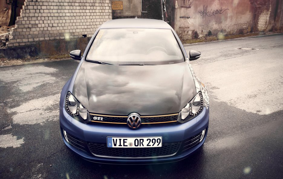 Volkswagen Golf by BBM - Frontale alto