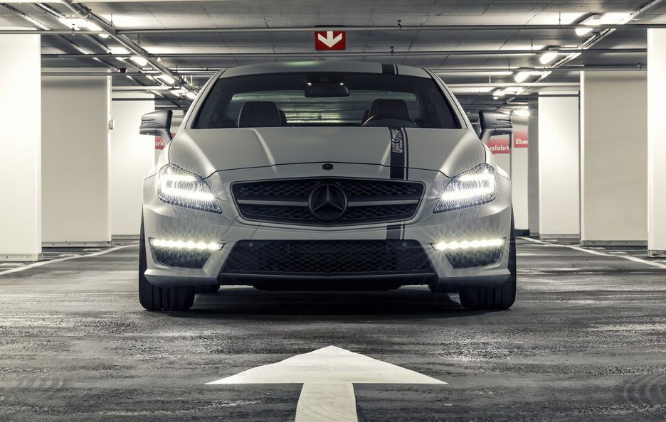 Wheelsandmore Mercedes CLS 63 AMG Seven 11 - Muso