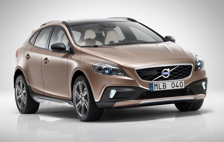 Volvo V40 Cross Country - Frontale