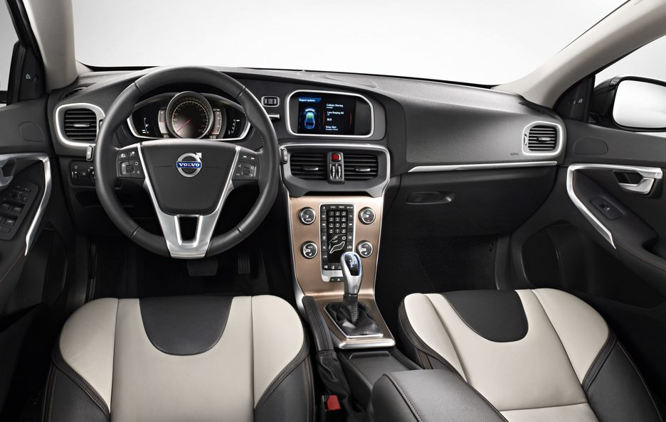 Volvo V40 Cross Country - Interni