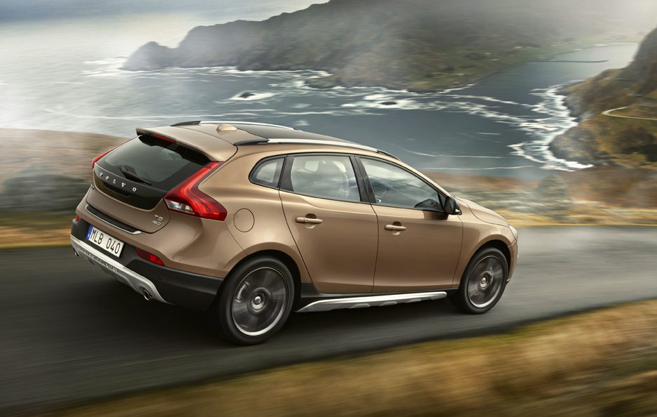 Volvo V40 Cross Country - Profilo alto