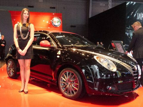 Alfa Romeo MiTo Limited Edition Superbike - Parigi 2012
