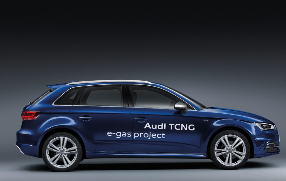 Audi A3 Sportback 2013 - Tcng - Laterale