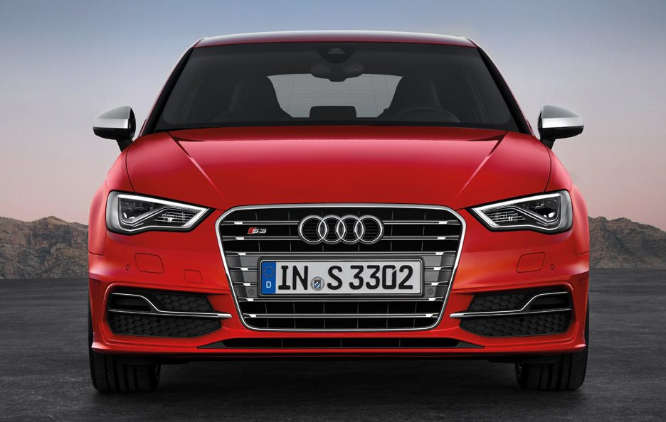 Audi S3 2013 - Frontale