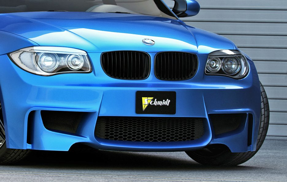 BMW 1M by Best Cars - Calandra
