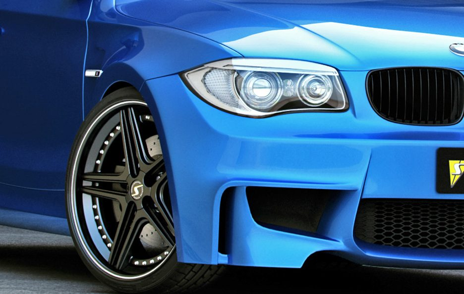BMW 1M by Best Cars - Dettagli calandra