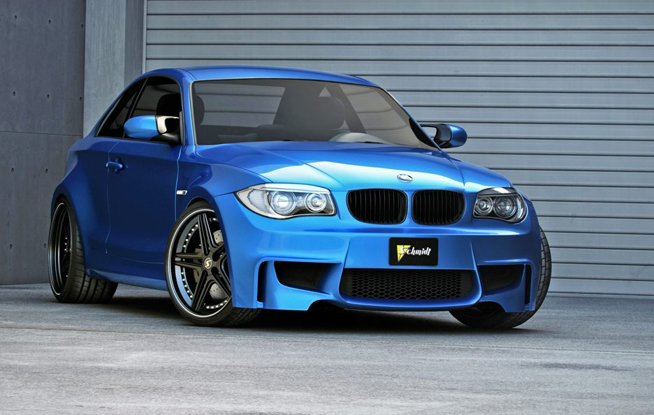 BMW 1M by Best Cars - Frontale