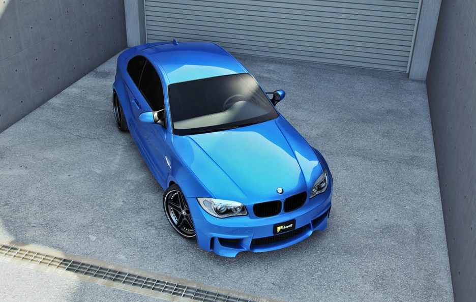 BMW 1M by Best Cars - Profilo alto