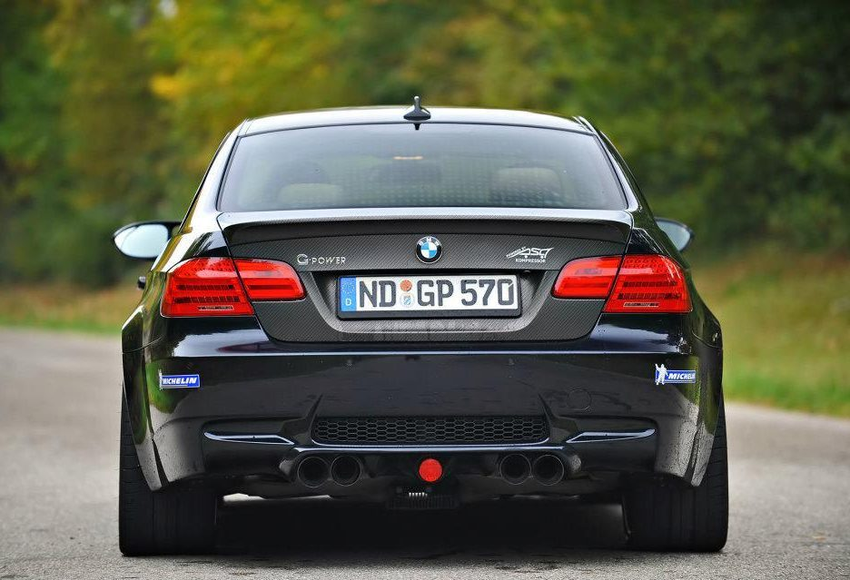 G-Power - BMW M3 SKIII - Posteriore