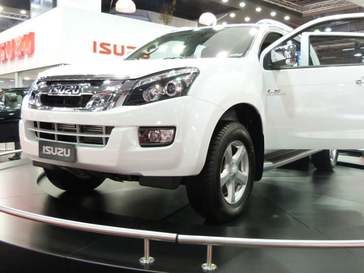 Isuzu D-Max: il pick-up inarrestabile