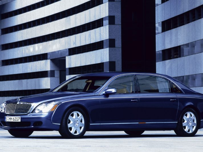 Maybach 62 Guard (2005)