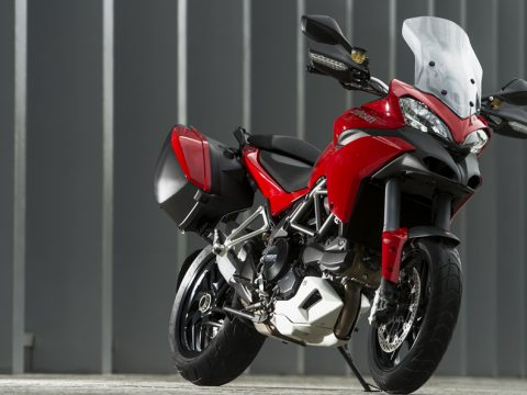 Multistrada 1200 2013 - S Touring
