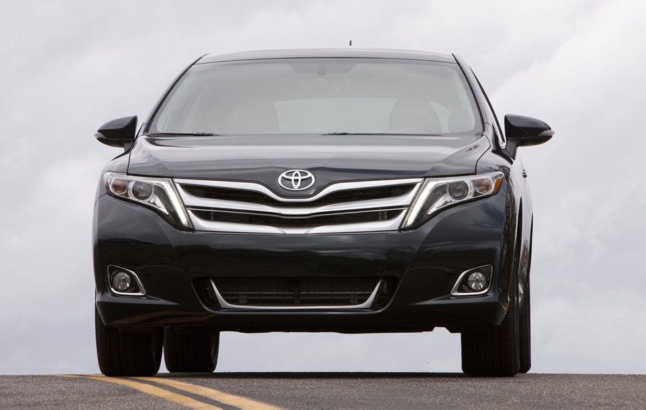 Toyota Venza restyling frontale