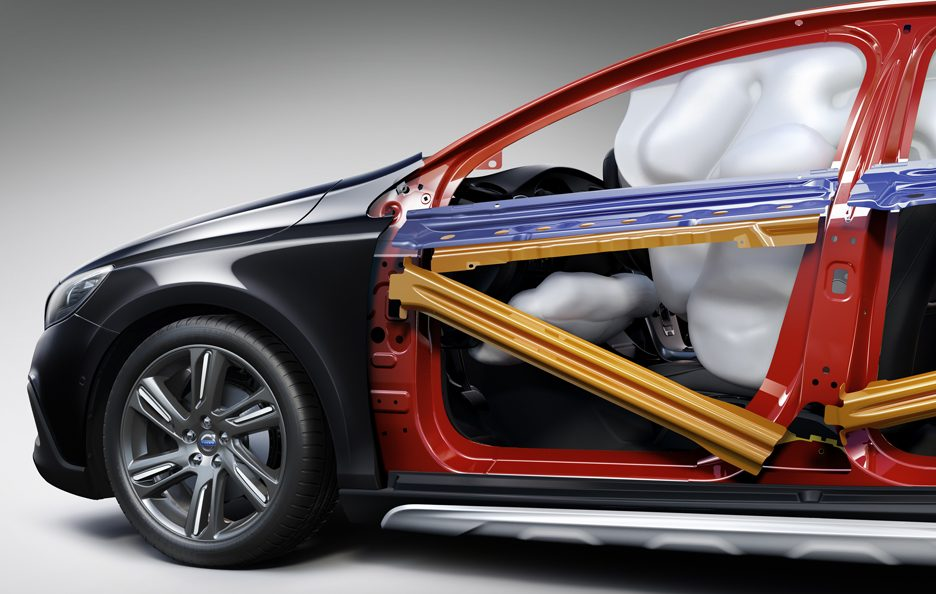 Volvo V40 Cross Country - Airbag