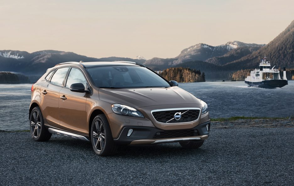 Volvo V40 Cross Country - Linee
