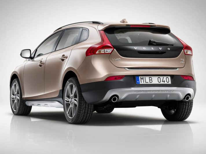 Volvo V40 Cross Country - Posteriore