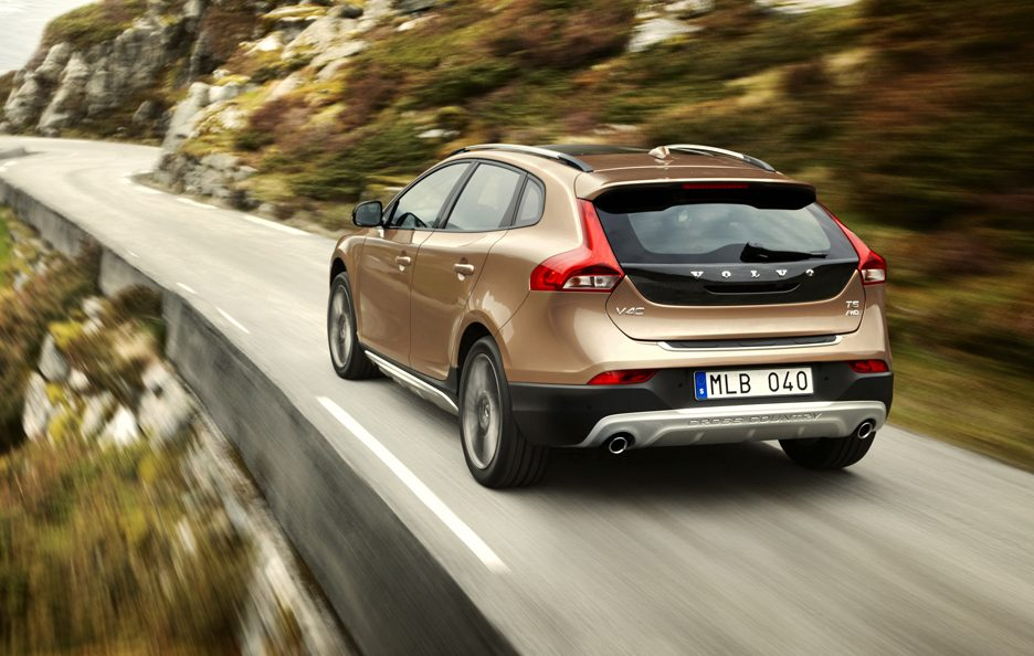 Volvo V40 Cross Country - Retrotreno
