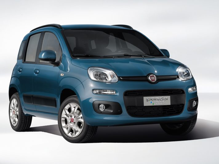 Fiat Panda Natural Power: con 10 euro di metano percorre 340 km