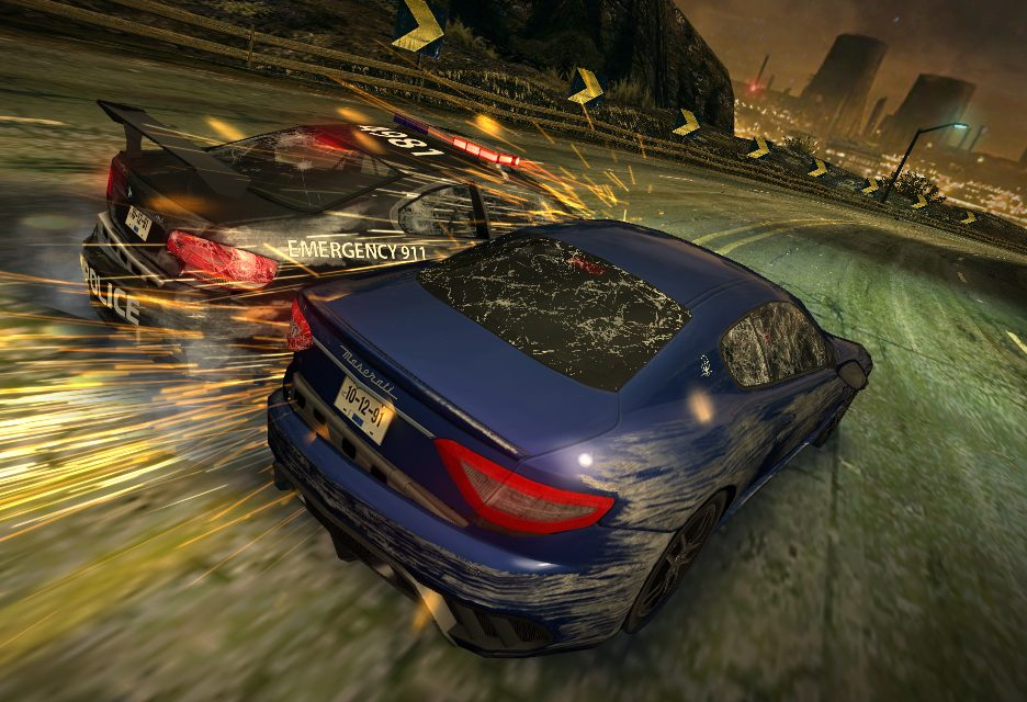 Need For Speed Most Wanted per iOS