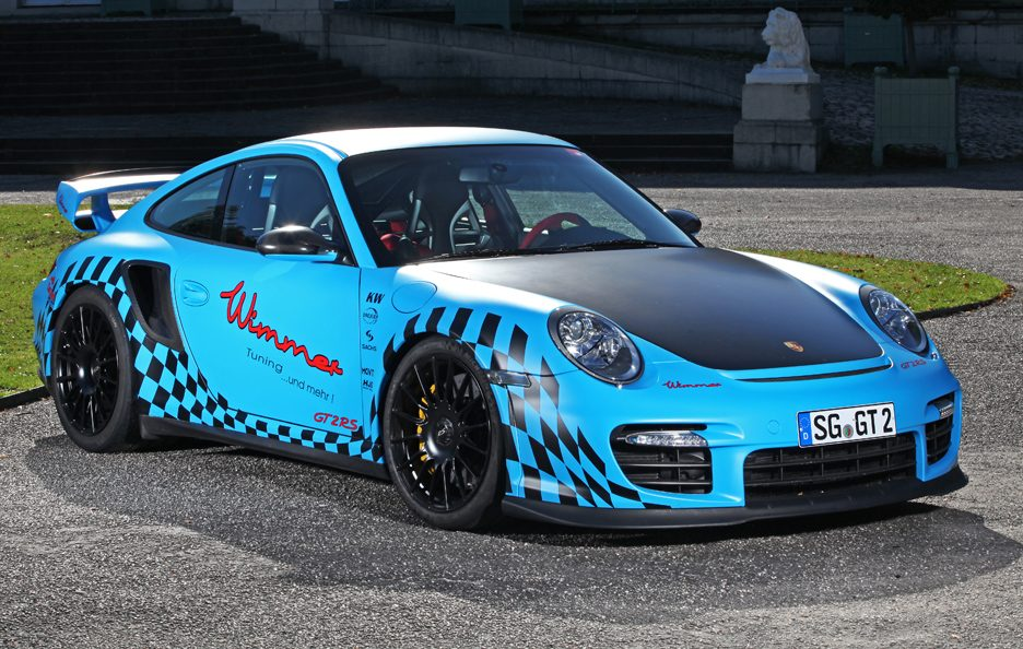 Porsche GT2 RS Muscle Play by Wimmer RS - Profilo